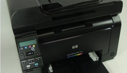 HP laserjet 100 color MFP M175NW reviewed by danami